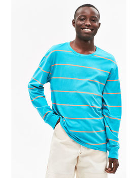 Pac Sun Boise Stripe Relaxed T Shirt by Pacsun