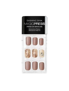 Magic Press On Nails Power Broker by Sally Beauty