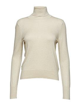 Lurex Roller Neck Sweater by Filippa K