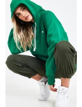 Champion X Uo Green Pullover Hoodie by Champion
