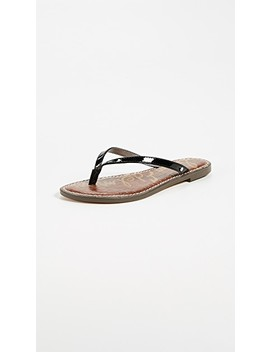 Gracie Thong Sandals by Sam Edelman