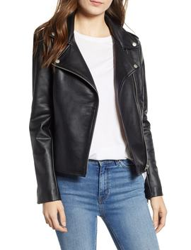 Just Ride Faux Leather Jacket by Bb Dakota