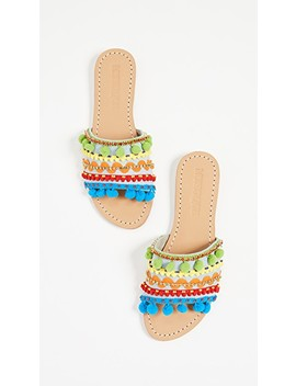 Pom Pom Slides by Mystique