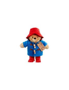 Paddington Bear Soft Toy With Boots by Paddington Bear