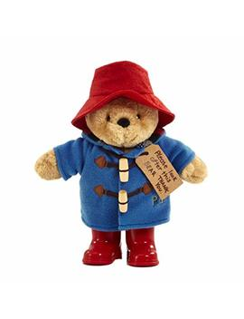 Rainbow Designs Pa1489 Paddington Bear Plush Toy, Blue, 24cm by Rainbow Designs