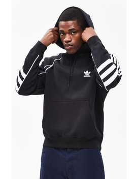 Adidas Authentic Black Pullover Hoodie by Pacsun