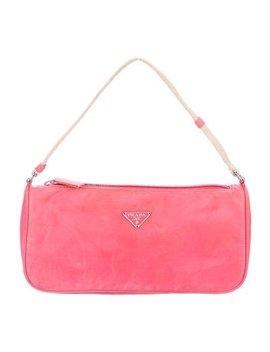 Prada Vela Zip Handle Bag by Prada