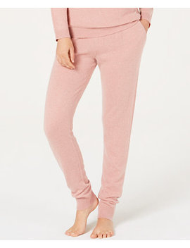 Cashmere Pajama Pants, Created For Macy's by Charter Club