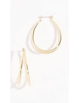 Florence Hoop Earrings by Luv Aj