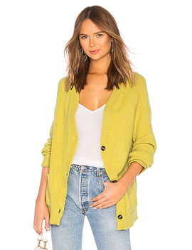 Davis Button Up Cardigan by For Love & Lemons
