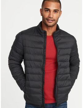 Water Resistant Packable Quilted Jacket For Men by Old Navy