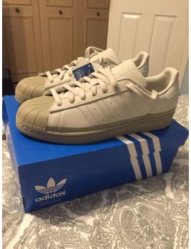 Bran New Mens Adidas Superstar Rare Uk11 Rrp£84.95 by Ebay Seller