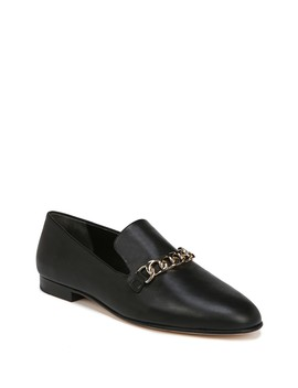 Yania Chain Link Loafer by Via Spiga