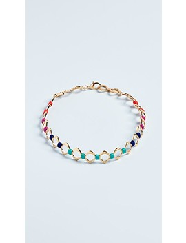 Color Wheel Choker Necklace by Holst + Lee
