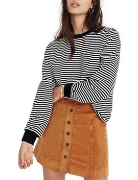 Stripe Long Sleeve Tee by Madewell