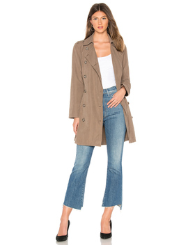 Jack By Bb Dakota Undercover Trench Coat by Bb Dakota
