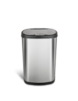 Nine Stars Nine Stars 13.2 Gallon Motion Sensor Trash Can & Reviews by Nine Stars