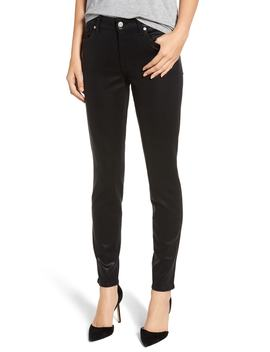 B(Air) Coated Ankle Skinny Jeans by 7 For All Mankind®