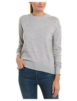 Vince Boxy Wool & Cashmere Blend Pullover by Vince