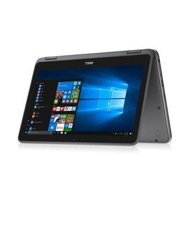 Dell   Inspiron 11 3000 2 In 1, 11.6 Inch Hd, Amd A6 9220e, 4 Gb 2400 M Hz Ddr4, 32 Gb E Mmc Storage, Integrated Graphics Amd Apu by Dell Marketing Lp