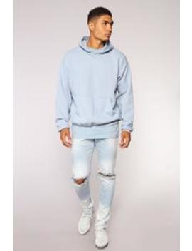 Aristaeus Skinny Jeans   Blue by Fashion Nova