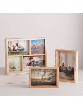 Edge Frame   Natural by West Elm