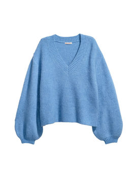 Pullover Aus Mohairmischung by H&M