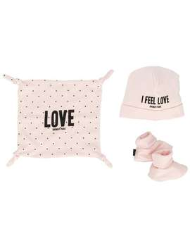 I Feel Love Printed Gift Set by Givenchy Kids