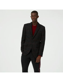 Grant Plaid Holiday Blazer by Club Monaco
