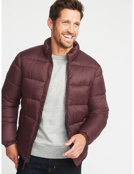 Nylon Frost Free Jacket For Men by Old Navy