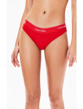 Calvin Klein Modern Cotton Bikini Panties by Pacsun