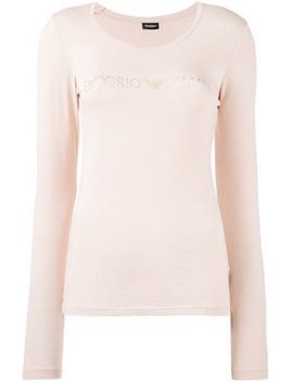 Longsleeved Jersey by Emporio Armani
