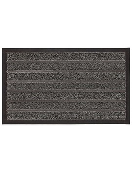Mohawk Home® Clean Sweep Door Mat In Grey by Bed Bath And Beyond