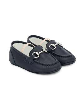 Slip On Pre Walkers by Gucci Kids