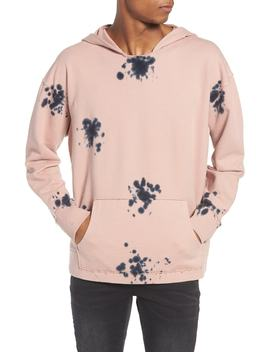Blotch Tie Dye Terry Hoodie by The Rail