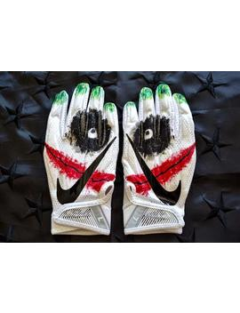 Joker Nike Football Gloves by Etsy