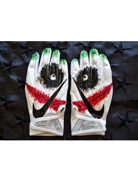 Joker Nike Football Gloves by Etsy