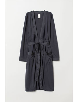 Jersey Bathrobe by H&M