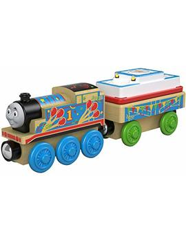 Fisher Price Thomas & Friends Wood, Birthday Thomas by Thomas & Friends