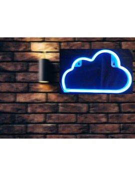 Brayden Studio Cloud Soft Neon Wall Light by Brayden Studio