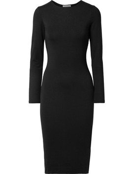 Stretch Jersey Dress by Ninety Percent