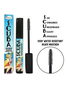 The Balm   Scuba Water Resistant Black Mascara   9.8ml/0.33oz by The Balm