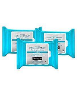 Neutrogena Hydrating Makeup Remover Facial Cleansing Wipes, Value Pack by Neutrogena