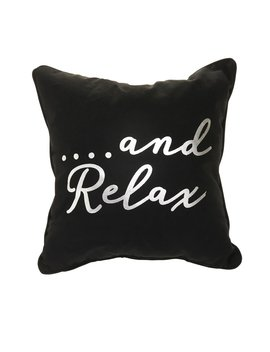 Wilko Square Cushion And Relax 30 X 30cm Wilko Square Cushion And Relax 30 X 30cm by Wilko