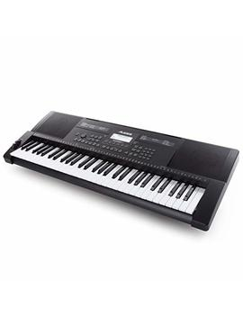 Alesis Harmony 61   61 Key Ultra Portable Keyboard With Velocity Sensitive Keys, Built In Speakers, 300+ In Demand Sounds And 3 Month Skoove Premium Subscription by Alesis