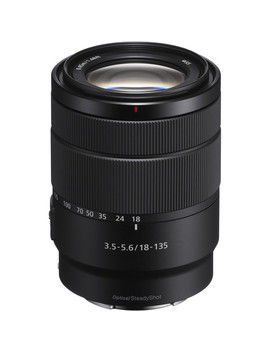 E 18 135mm F/3.5 5.6 Oss Lens by Sony