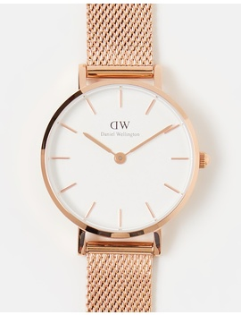 Iconic Exclusive Gift Pack 28mm Melrose by Daniel Wellington