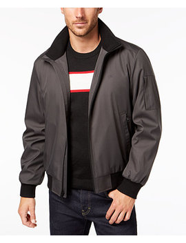 Men's Ripstop Bomber Jacket by Calvin Klein