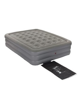 Coleman® Guest Rest Double High Airbed Queen   Gray by Coleman