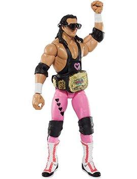 Wwe Elite Bret Hart Action Figure by Wwe
